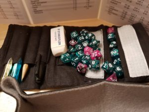 Travelling DM Kit